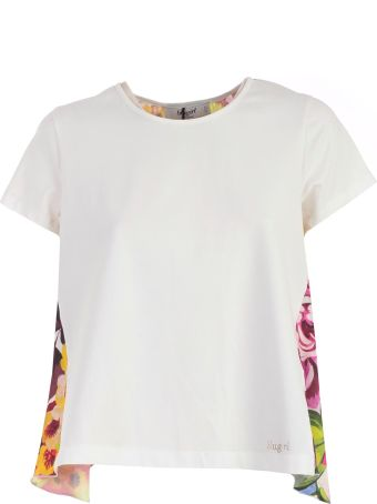 Blugirl Tropical Print T-shirt