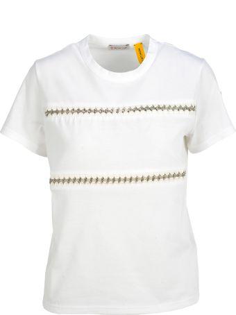 Moncler Noir Moncler Noir Round Neck T-shirt