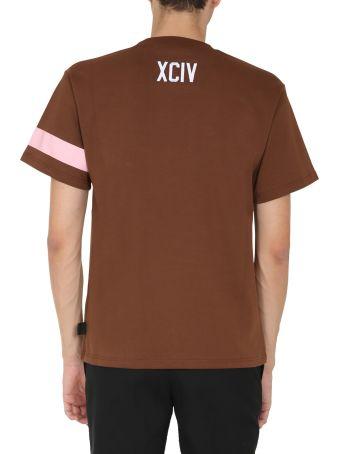GCDS Round Neck T-shirt
