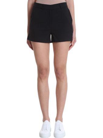 Calvin Klein Jeans Black Cotton Shorts