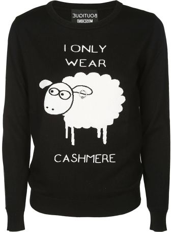 Boutique Moschino I Only Wear Cashmere Jumper