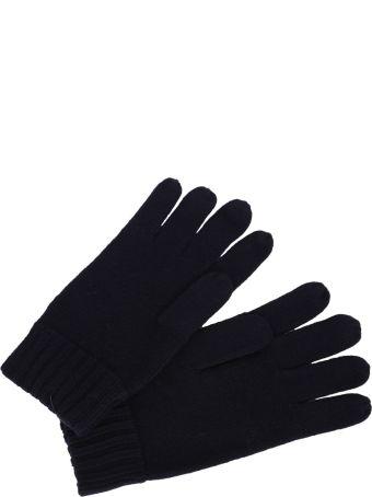Ralph Lauren Embroidered Gloves