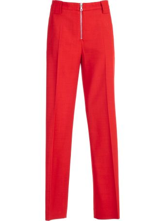 Victoria Victoria Beckham Victoria, Victoria Beckham Front Zip Trousers