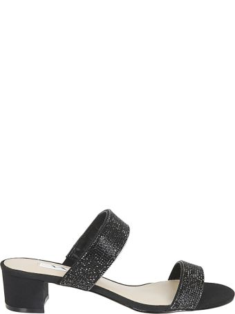 Nina Georgia Glittery Sandals
