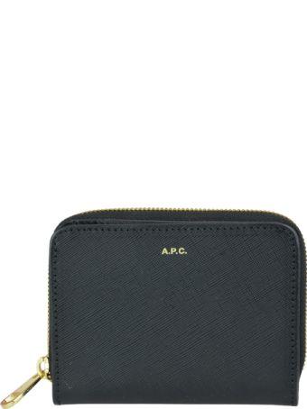 A.P.C. Emmanuel Wallet