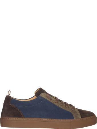 Manuel Ritz Suede Shoes