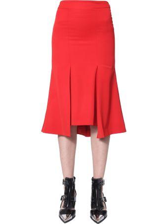 Alexander McQueen Long Skirt