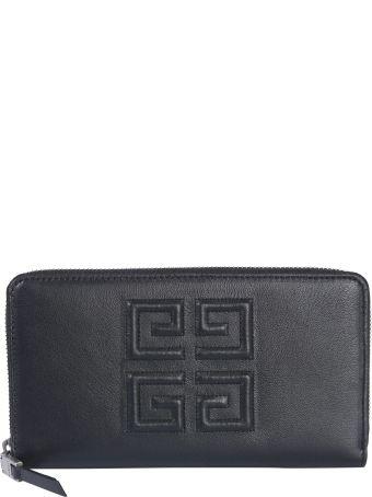 Givenchy 4g Long Wallet