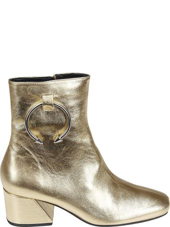 Dorateymur Buckled Ankle Boots