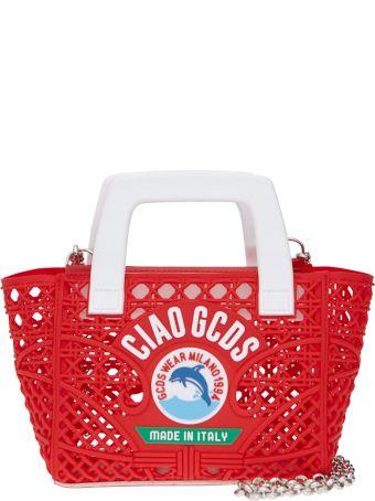 GCDS Mini Gcds Kids Tote Bag