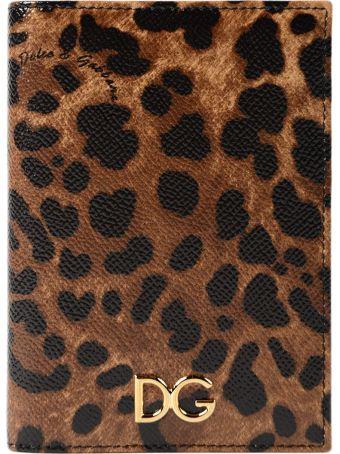 Dolce & Gabbana Dauphine St.leo Passport Case