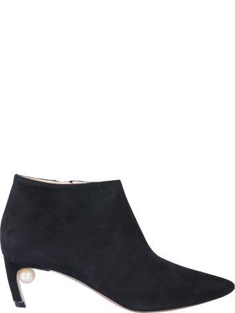 Nicholas Kirkwood Mira Pearl Ankle Boot