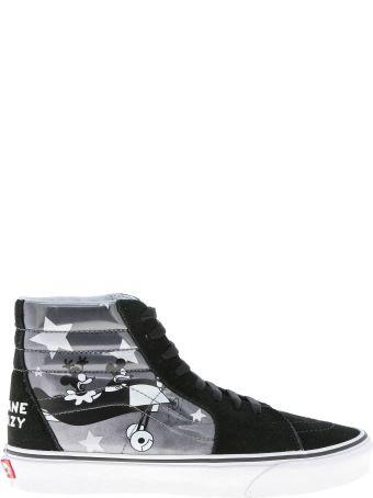 Vans Sneakers Vans Disney Sneakers Sk8-hi Dedicated To Mickey Mouse S 90th Anniversary