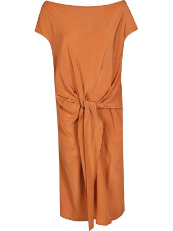 Tela Tie Detail Dress