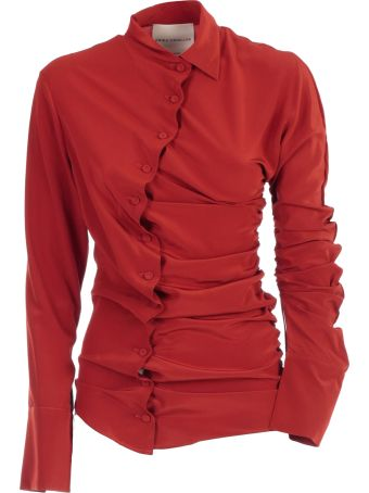 SEMICOUTURE Erika Cavallini Buttoned Shirt