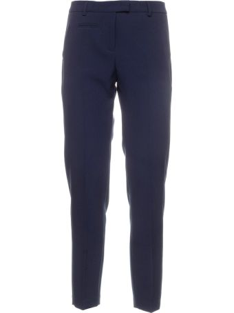 Seventy Seventy Blue Trousers