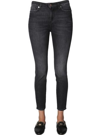 Versace Collection Skinny Fit Jeans