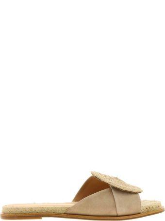 Paloma Barcelò Flat Sandals Shoes Women Paloma Barcelò