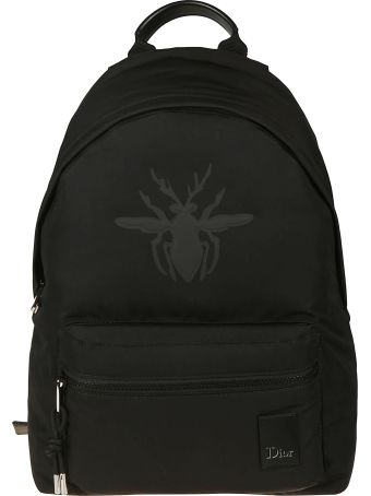 Christian Dior Insect Patch Backpack