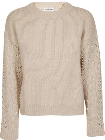 Essentiel Embellished Sweater