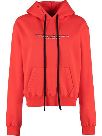 Ben Taverniti Unravel Project Cotton Hoodie