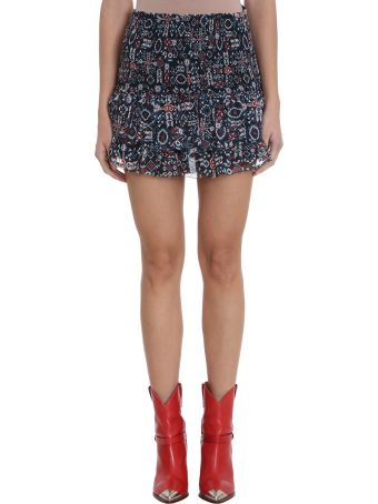 Isabel Marant Étoile Brinley Silk Skirt