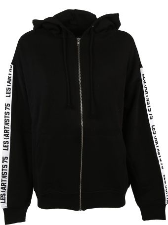 Les Artists Les (Art)ists Zipped Hoodie