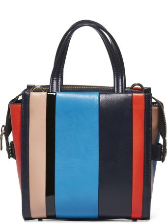 Essentiel Striped Tote
