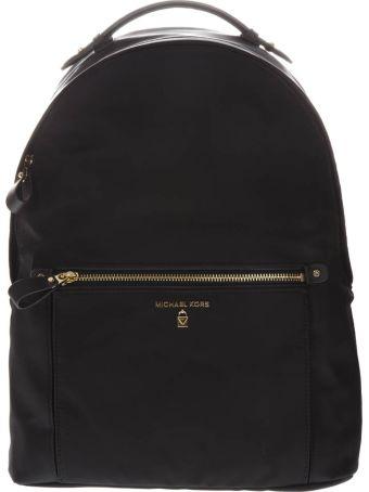 MICHAEL Michael Kors Black Nylon Backpack