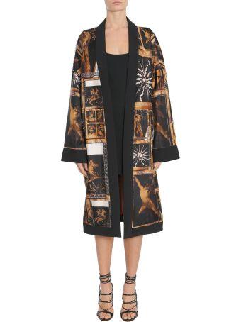 Fausto Puglisi Silk Kimono
