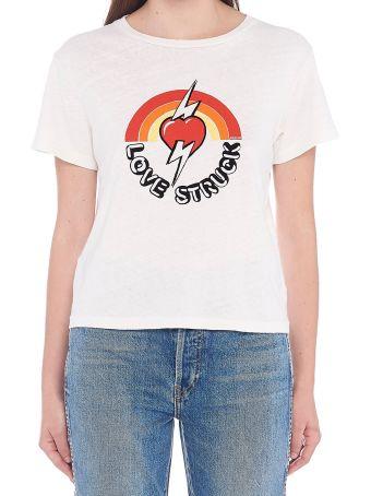RE/DONE 'love Struck' T-shirt