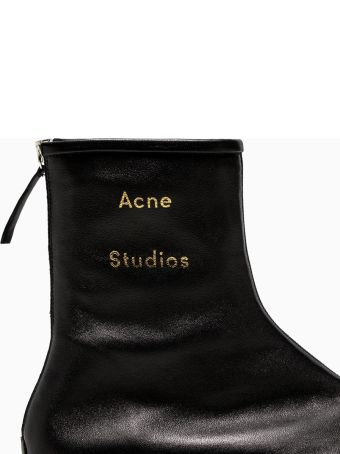 Acne Studios Fn-wn Ankle Boots Ad0098-ax0