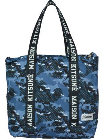 Eastpak x Maison Kitsuné Flask Tote Eastpak Shopping Bag