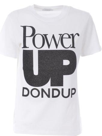 Dondup Power Up Printed T-shirt