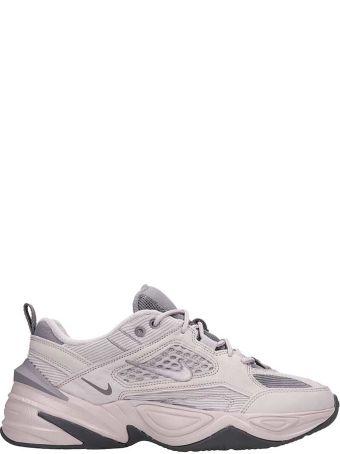 Nike Grey Fabric M2k Tekno Sp Sneakers