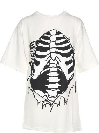Jeremy Scott Printed Cotton-jersey T-shirt