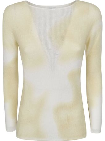 f cashmere Fitted Jumper