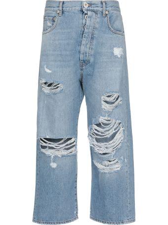 Ben Taverniti Unravel Project Baggy Boy Pants