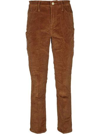 Frame Straight Leg Trousers