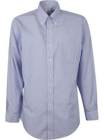 Brooks Brothers Pinstriped Shirt
