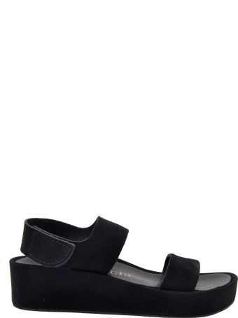 Pedro Garcia Lacey Wedge Sandals