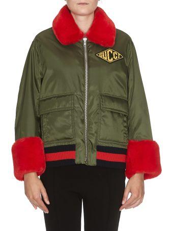 Gucci Heavy Jacket