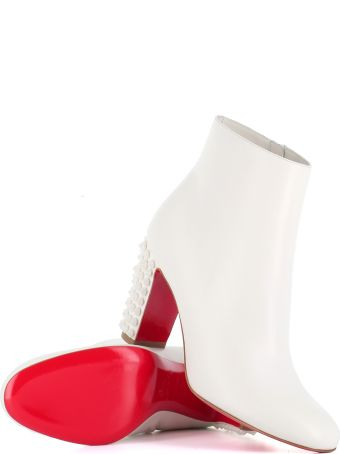 "Christian Louboutin Ankle Boots ""suzi Folf"""