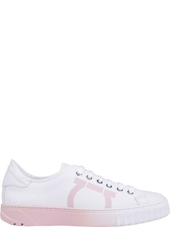 Salvatore Ferragamo Cube8 Sneakers