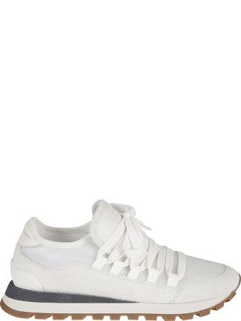 Brunello Cucinelli Tonal Sneakers