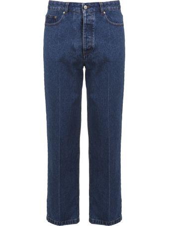 Ami Alexandre Mattiussi Straight Fit Jeans