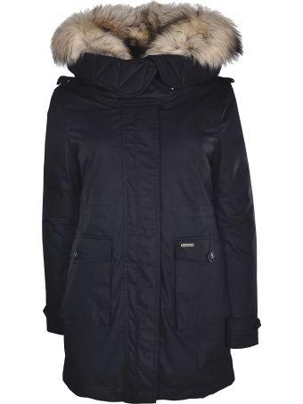 Woolrich Hooded Parka