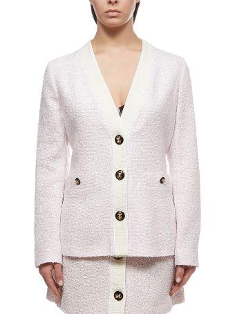 Alessandra Rich Tweed Blazer