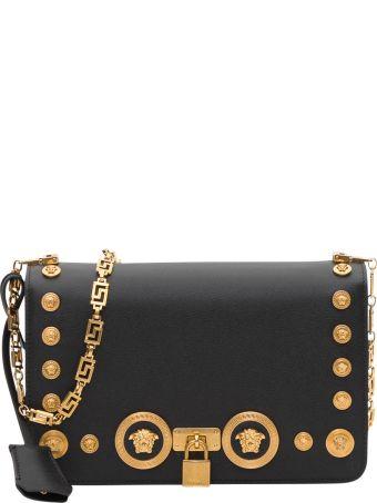 Versace Medusa Icon Shoulder Bag