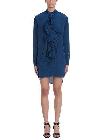 Givenchy Scarf Shirt Dress